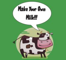 Make Your Own Milk!!! Kids Clothes
