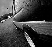 Golf MK2 by Luke Stevens