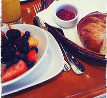 Everything I Need To Start The Day by daphsam