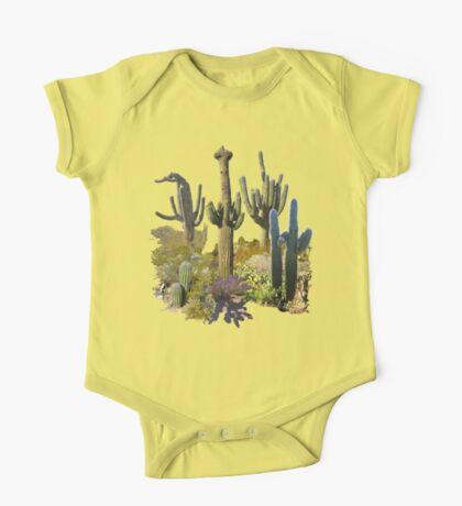 Giant Saguaros of the Sonoran Desert One Piece - Short Sleeve