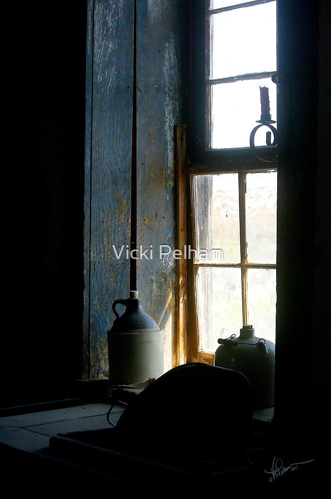 Shades of Blue by Vicki Pelham