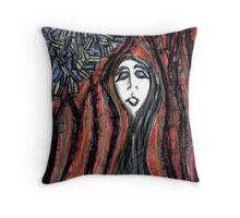 ......In waiting Throw Pillow