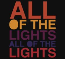 All of the Lights Color