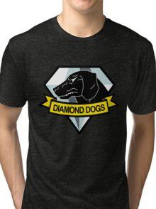 Diamond Dogs Tri-blend T-Shirt