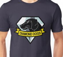 Diamond Dogs Unisex T-Shirt