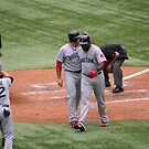 Red Sox Win by jodi payne