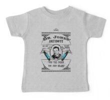 Dr. Jones' Antidote- Indiana Jones Baby Tee