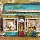 St Michael's Shop by Sarah Butcher