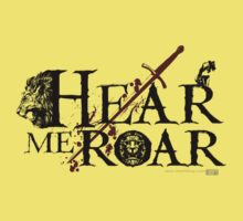 Hear Me Roar by TheRift