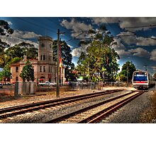 Guildford Post Office Crossing! Photographic Print