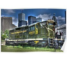HDR Express Poster