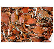 Crab Mentality Poster