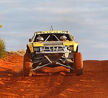 Car 422 - Finke 2011 Day 1 by Centralian Images