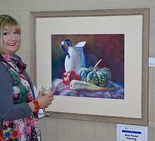 'Best Pastel Painting' Award by Lynda Robinson