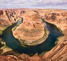 Horseshoe Bend  by Kim Barton