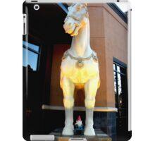 Dwarfed Gnome iPad Case/Skin