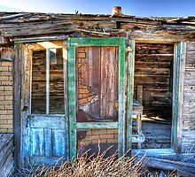 Abandoned in Cisco, Utah by Kim Barton