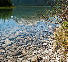 Spray Lakes by mylitleye
