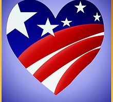 Big American Heart  by Lotacats