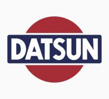 Classic Car Logos: Datsun Kids Clothes