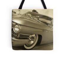 60 Cadillac Tote Bag