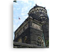James A. Garfield Monument Canvas Print