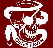 Outer Haven White by TheMouz