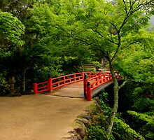 Miyajima Bridge by axemangraphics