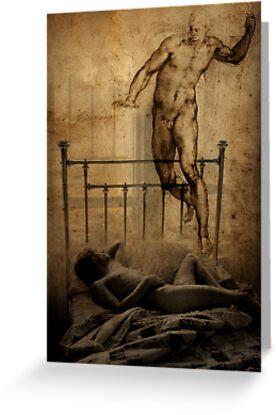 Michelangelo's Dream by Anthony Boccaccio