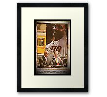 1-Barry Bonds SF Celebration 8/24/2007 Framed Print
