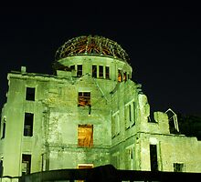Hiroshima Peace Dome #7 by axemangraphics