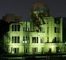 Hiroshima Peace Dome #13 by axemangraphics