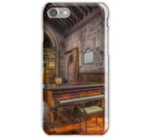 Church Piano iPhone Case/Skin