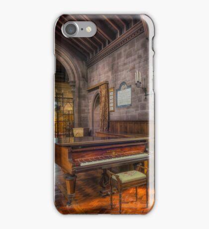 Church Piano iPhone Case/Skin