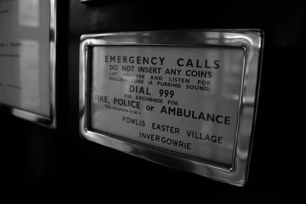Emergency Calls by Mandy Kerr