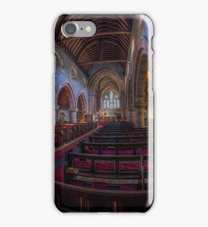 Watching Angels iPhone Case/Skin