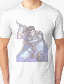 guts, pre arm-loss T-Shirt