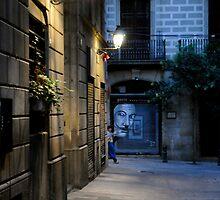 Barcelona Graffiti by Louise Fahy