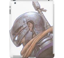 guts' helmet iPad Case/Skin