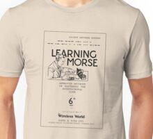 Learning Morse - Light Unisex T-Shirt