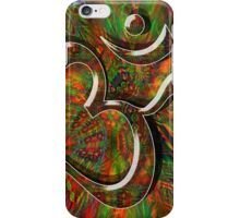 OMDELICA 01 iPhone Case/Skin