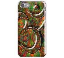 OMDELICA 01 iPhone Case/Skin