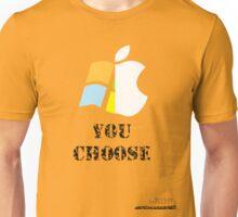 windows mac Unisex T-Shirt