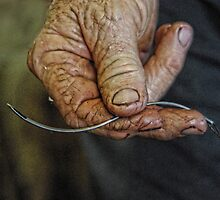 SHEARING NEEDLE by Helen Akerstrom Photography