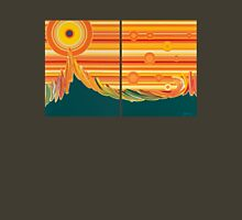 Return of the Sun - diptych Unisex T-Shirt