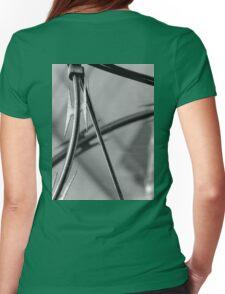 Sharp focus Womens Fitted T-Shirt