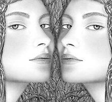 The Mirror Slips by Cynthia Lund Torroll