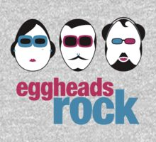 Eggheads rock! One Piece - Short Sleeve