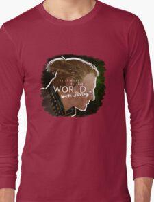 Anders - A World Worth Saving Long Sleeve T-Shirt