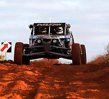 Car 907 - Finke 2011 Day 1 by Centralian Images